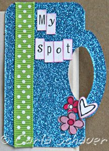 Sizzix Triple Play Blog Hop: Treat Topper Die