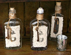 skeleton key bottles-photo by Carla Schauer