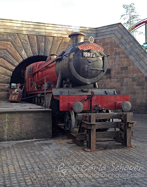 Hogwarts Express at Islands of Adventure Orlando