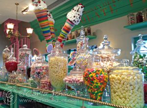 Honeydukes Candy Store at Islands of Adventure Harry Potter
