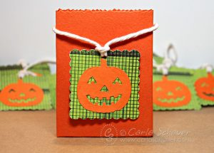 Halloween Goodie Bag Tags–Make Punched Tags in Bulk