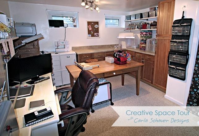 Carla Schauer Designs' Creative Studio