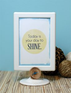 """<span class=""""dquo"""">""""</span>Time to Shine"""" Inspiration Notes"""