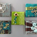 Make Fabric Magnets Using Scraps