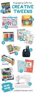 Find Engaging Gifts for Creative Tweens
