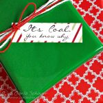 Snarky Little Christmas Gift Tags