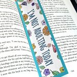 Make a Coloring Page Bookmark