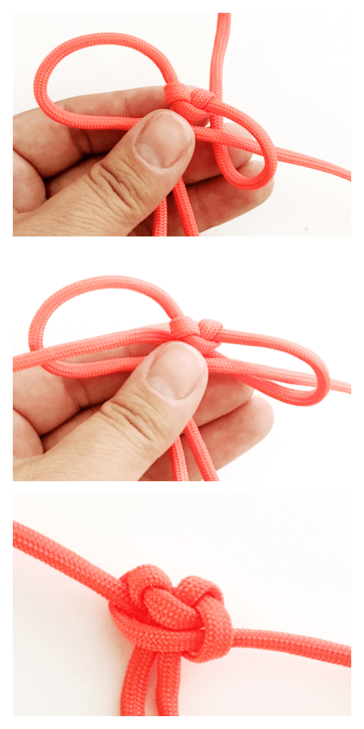 Colorful Paracord Zipper Pulls would be a great camp craft or party favor! Tutorial at carlaschauer.com