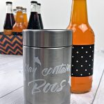 Decorate a Halloween Tumbler with Vinyl