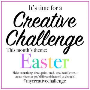 Easter Creative Challenge