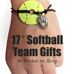 Softball Gifts for Players and Teams