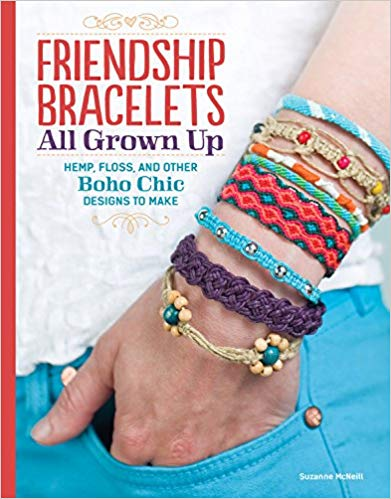 Friendship Bracelets-All Grown Up