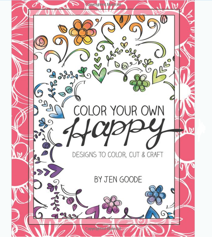 Color Your Own Happy