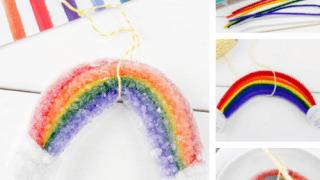 Grow Your Own Rainbow Crystals