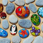 5 Best Places to Find Perfect Stones for Painting
